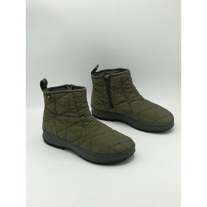BOGS Snowday Low Winter  Boots Green 72239-301
